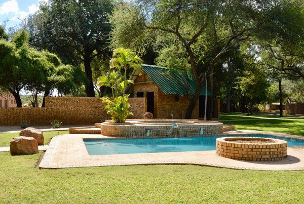 Main Lodge Kwadiwa Ranch